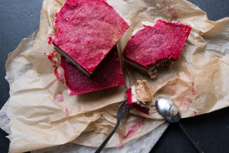 Veganer Cheesecake ohne Backen