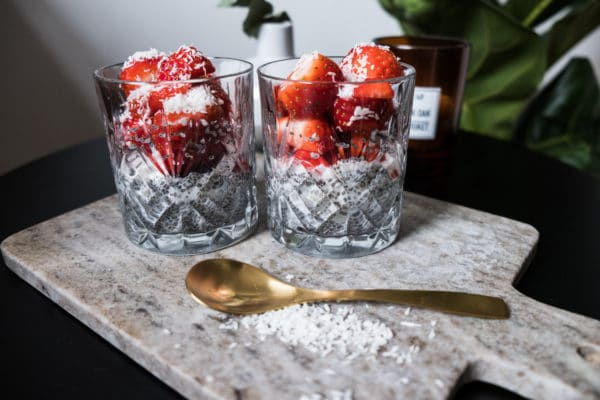 Chia Pudding vegan